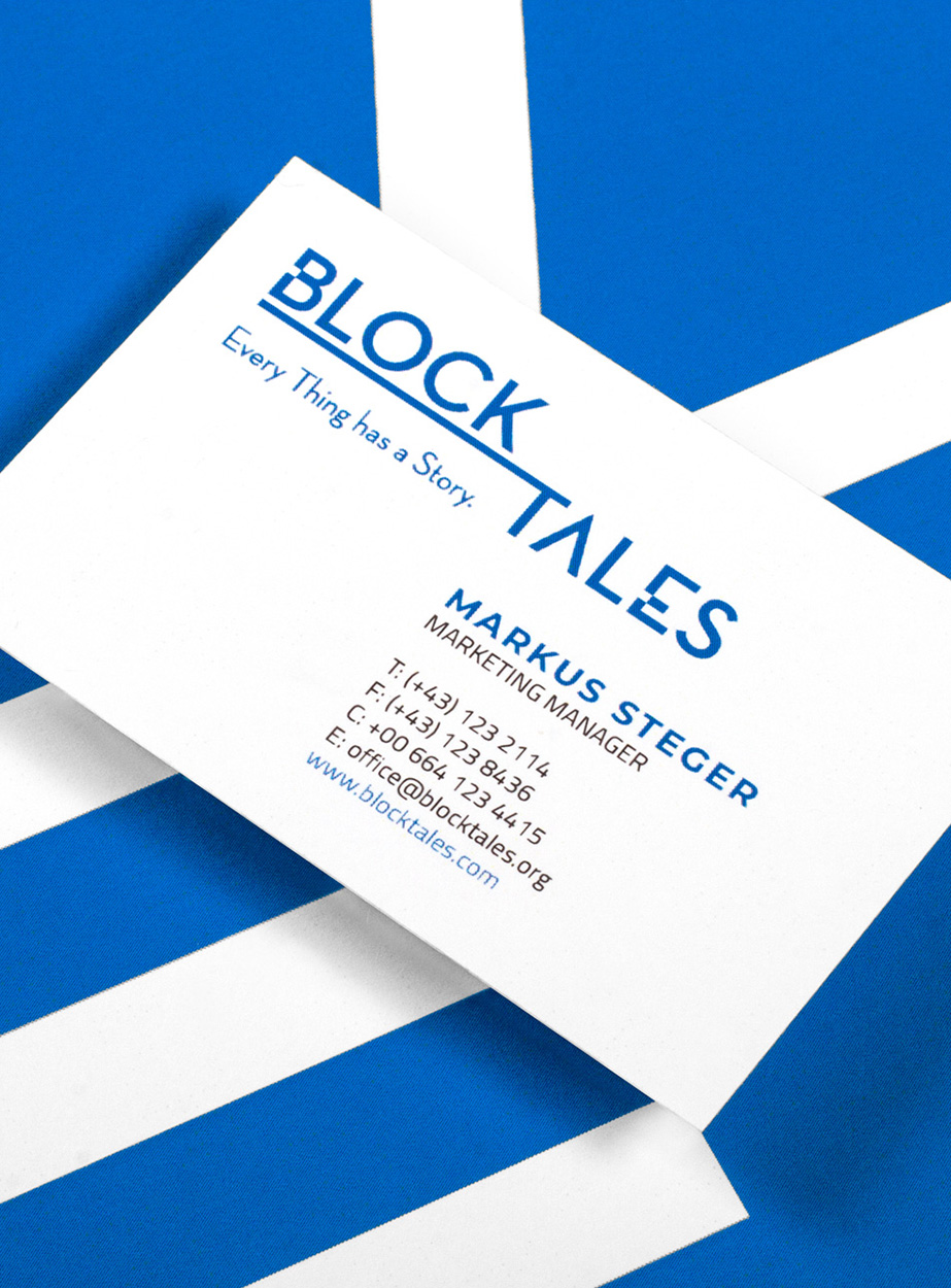 Blocktales